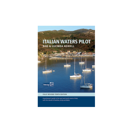 Europe & the UK :Italian Waters Pilot, 10th edition