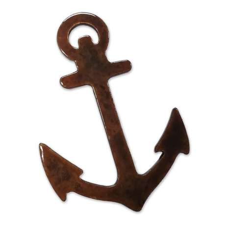 Books for Chandleries & Nautical Gifts :Anchor MAGNET