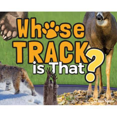 Animals :Whose Track Is That?