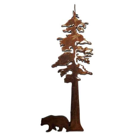 Redwoods :Redwood w/Bear MAGNET