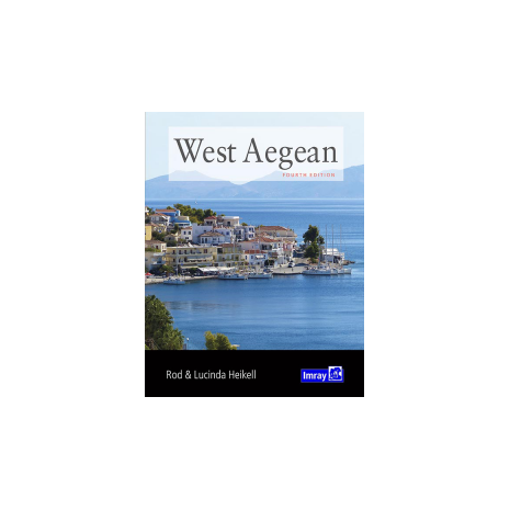 Imray Guides, West Aegean, 4th Edition
