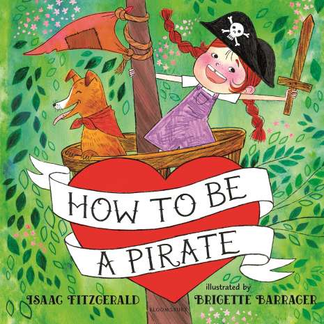 Pirates :How to Be a Pirate