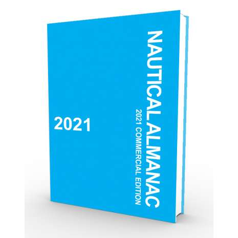 Navigation :2021 Nautical Almanac