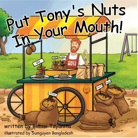 Adult Humor :Put Tony's Nuts In Your Mouth!