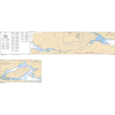 Central and Arctic Region Charts :CHS Chart 2026: Lake Scugog and/et Scugog River
