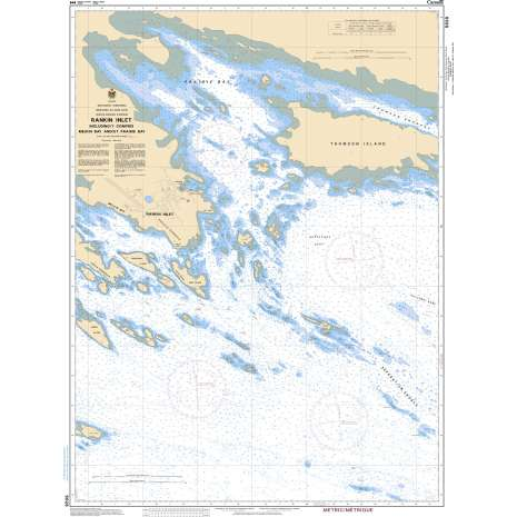 Central and Arctic Region Charts :CHS Chart 5628: Rankin Inlet Including / Y Compris Melvin Bay And/ Et Prairie Bay
