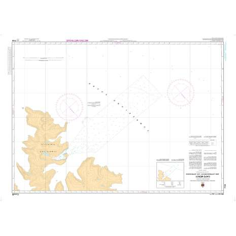 Central and Arctic Region Charts :CHS Chart 7136: Cape Mercy and Approaches/et les Approches