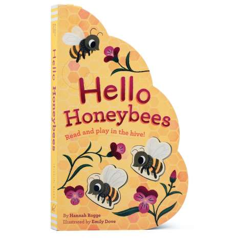 Butterflies, Bugs & Spiders :Hello Honeybees: Read and play in the hive!
