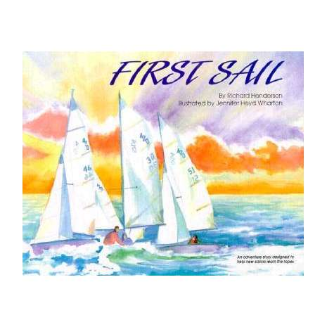 Boats, Trains, Planes, Cars, etc. :First Sail