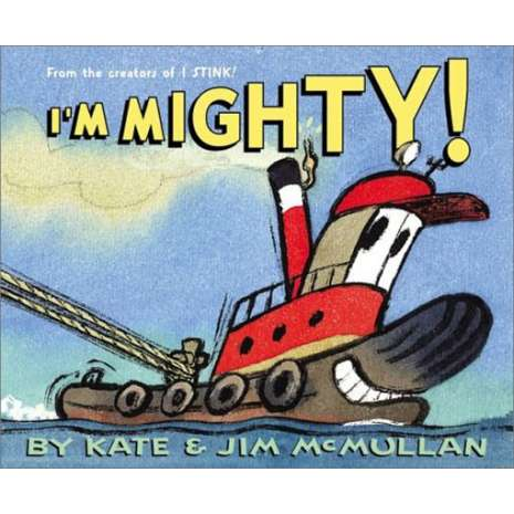 Boats, Trains, Planes, Cars, etc. :I'm Mighty!