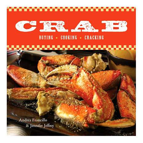 Seafood Recipe Books :Crab: Buying, Cooking, Cracking