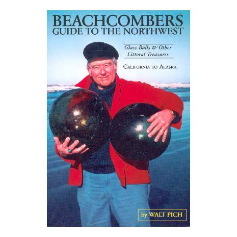 Beachcombing & Seashore Field Guides :Beachcombers Guide to the Northwest