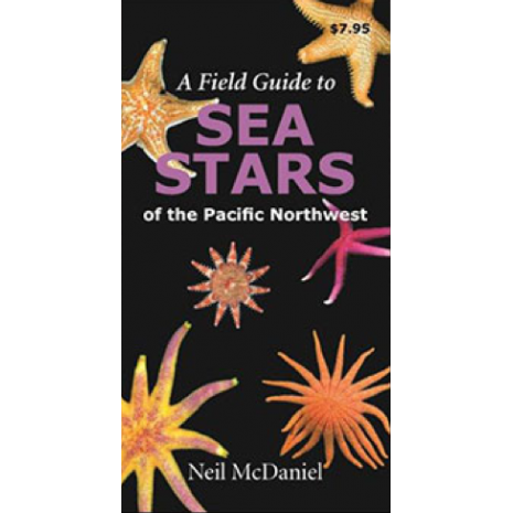 Beachcombing & Seashore Field Guides :A Field Guide to Sea Stars of the Pacific Northwest (Folding Pocket Guide)