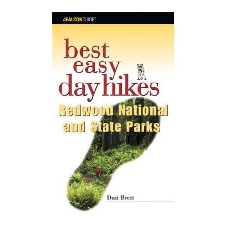 California Travel & Recreation, Best Easy Day Hikes Redwood National and State Parks (Falcon Guides)