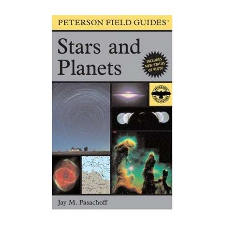 Astronomy Guides :Peterson Field Guides: Stars and Planets (Pocket Guide)