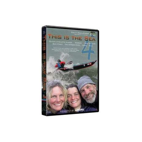 Kayaking, Canoeing, Paddling :This is the Sea 4 (DVD)