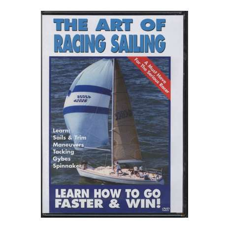 ON SALE Nautical Related :Art of Racing Sailing (DVD)