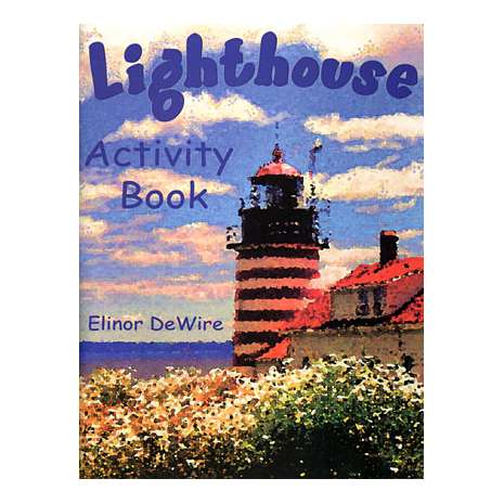 Lighthouses, Lighthouse Activity Book