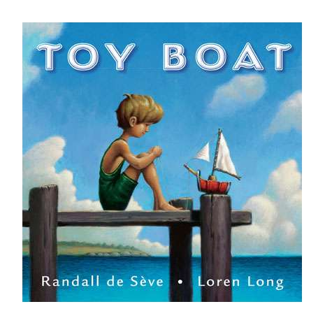 Boats, Trains, Planes, Cars, etc. :Toy Boat