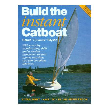 ON SALE Nautical Related :Build the Instant Catboat