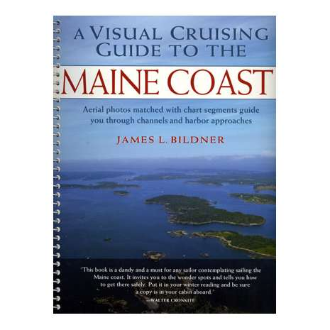 Northeastern USA Travel & Recreation :Visual Cruising Guide to the Maine Coast