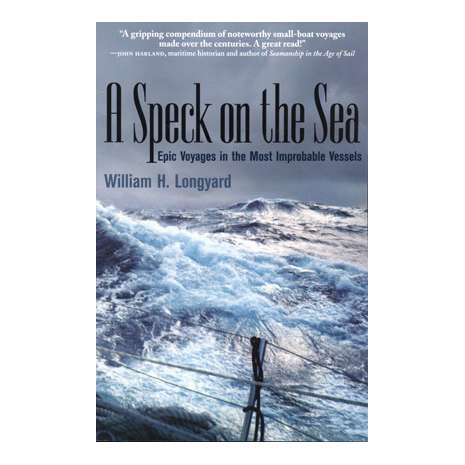 Sailing & Nautical Narratives, A Speck On the Sea