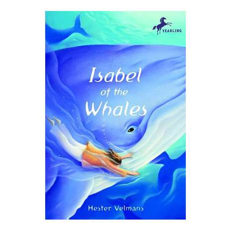 Books for Aquarium Gift Shops :Isabel of the Whales