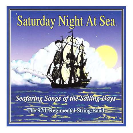 Poetry & Music :Saturday Night at Sea CD