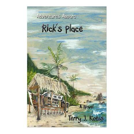 ON SALE Gift Shop related :Adventures Aboard Rick's Place