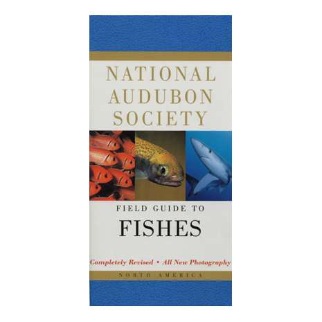 Books for Aquarium Gift Shops :Audubon Field Guide to Fishes