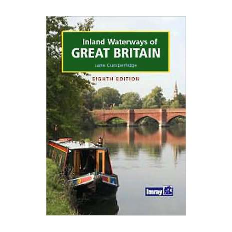 Europe & the UK :Inland Waterway Guide to Great Britain, 8th edition (Imray)