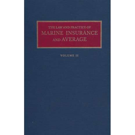 Professional Mariners :Law and Practice of Marine Insurance and Average