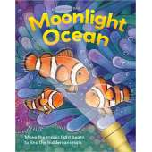 Fish, Sealife, Aquatic Creatures :Moonlight Ocean