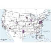 Enroute Charts :FAA Chart:  Enroute Low Altitude FULL SET