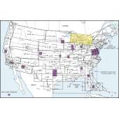 Enroute Charts :FAA Chart:  Enroute Low Altitude L 31/32