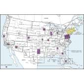 Enroute Charts :FAA Chart:  Enroute Low Altitude L 33/34