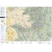 Sectional Charts :FAA Chart:  VFR Sectional SAN ANTONIO