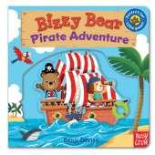 Board Books :Bizzy Bear: Pirate Adventure (Board Book)