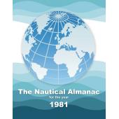 Mariner Training :The Nautical Almanac 1981