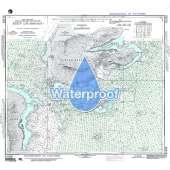 Region 8 - Pacific Islands :Waterproof NGA Chart 81329: Eten Anchorage [Caroline Islands - Truk Is]
