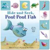 Fish, Sealife, Aquatic Creatures :Hide and Seek: Pout-Pout Fish