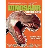 Dinosaurs & Reptiles :Dinosaur Sticker Book