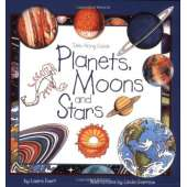 Space & Astronomy for Kids :Take-Along Guide: Planets, Moons and Stars