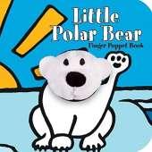 Finger Puppet Books :Little Polar Bear: Finger Puppet Book