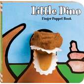 Dinosaurs & Reptiles :Little Dino: Finger Puppet Book