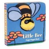 Board Books :Little Bee: Finger Puppet Book