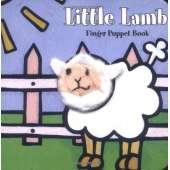 Board Books :Little Lamb: Finger Puppet Book