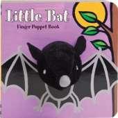 Board Books :Little Bat: Finger Puppet Book