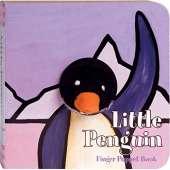 Board Books :Little Penguin: Finger Puppet Book