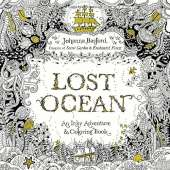 Coloring Books :Lost Ocean: An Inky Adventure and Coloring Book